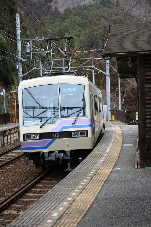 叡山電車、1