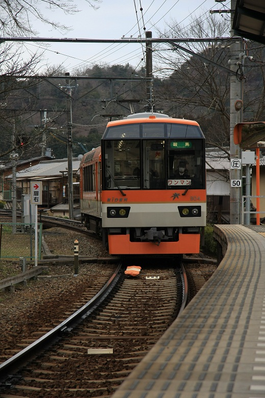 叡山電車、2