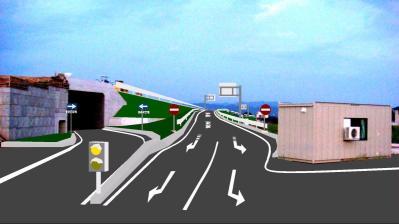 香南のいちインターチェンジ開通後イメージ
