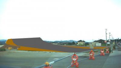 香南のいちインターチェンジ完成イメージ