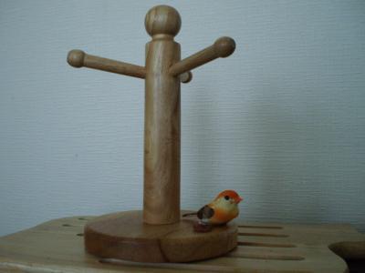 小鳥スタンド