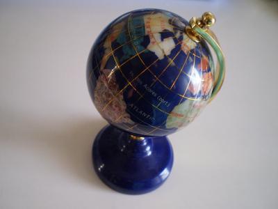 らぴすの地球儀