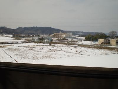 雪景色 仙台