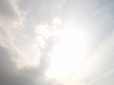 26日の夕方