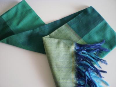 カンボジアの布