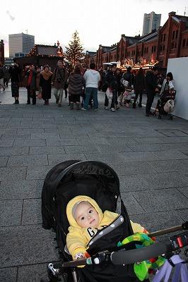 クリスマスマーケット@赤レンガ②