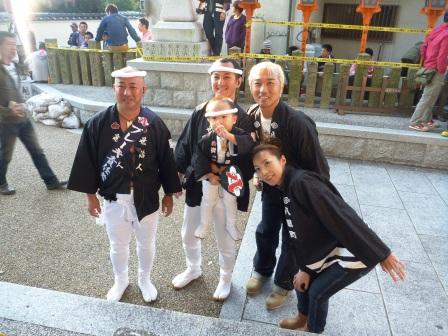 めるちゃん面太郎さん関西へ 069
