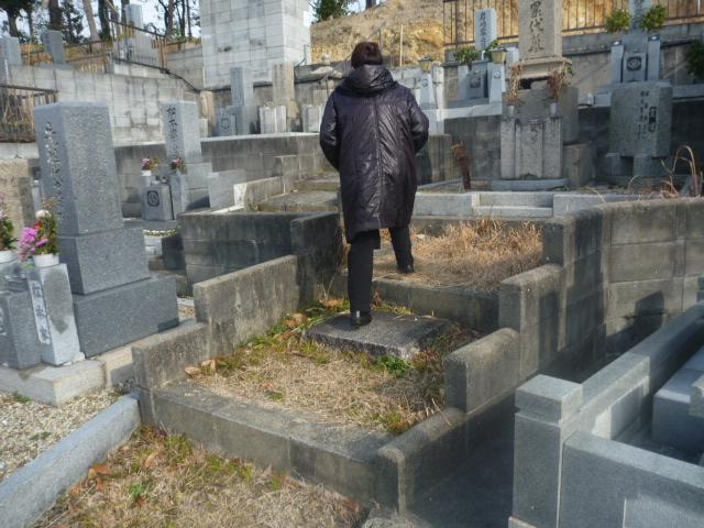 墓参り 007