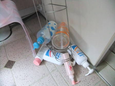 2011.3.11 巨大地震の爪跡 浴室