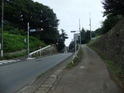 野津田高校入口