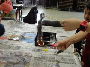 酸化ー燃焼