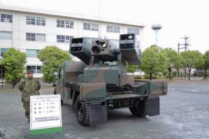 93式誘導弾発射装置
