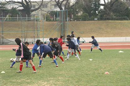 100111サッカー教室 023