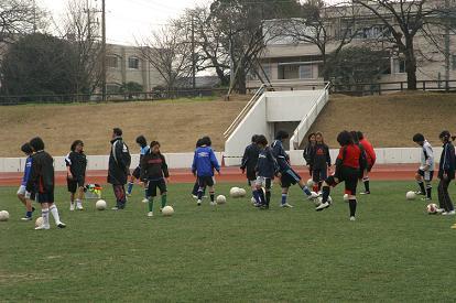 100111サッカー教室 038
