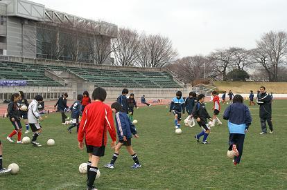 100111サッカー教室 046