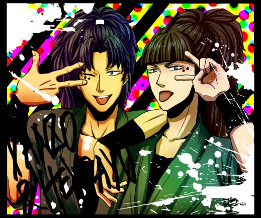 忍たま 団蔵 兵太夫 01