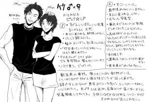 忍たま 本人♂×♀妄想-竹