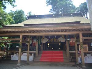 鹿島 本殿