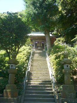 吉方位開運ツアー開催 走り水神社