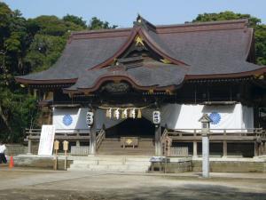 20080415皇祖皇太神宮、酒列、大洗磯前神社15