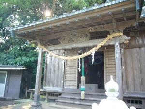 真鶴貴船神社,来宮神社、三石2
