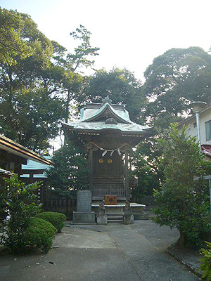 真鶴貴船神社,来宮神社、三石5