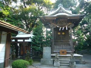 真鶴貴船神社,来宮神社、三石7
