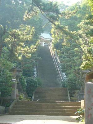 真鶴貴船神社,来宮神社、三石11