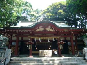真鶴貴船神社,来宮神社、三石24