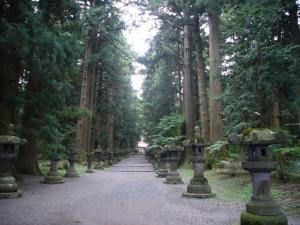 北口本宮富士浅間神社1