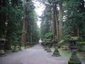 富士吉田口浅間神社・山神社2