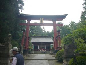 富士吉田口浅間神社・山神社3