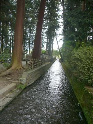 富士吉田口浅間神社・山神社4
