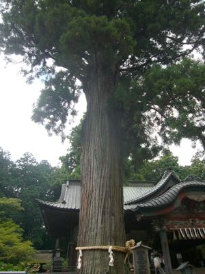 富士吉田口浅間神社・山神社5