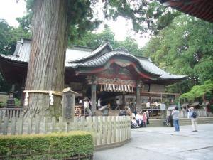 富士吉田口浅間神社・山神社6
