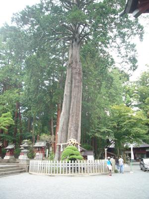 富士吉田口浅間神社・山神社7