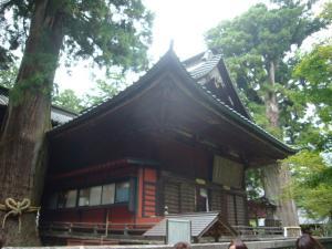 北口本宮富士浅間神社2