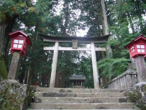 富士吉田口浅間神社・山神社9
