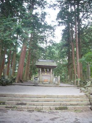 富士吉田口浅間神社・山神社10