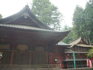 富士吉田口浅間神社・山神社13