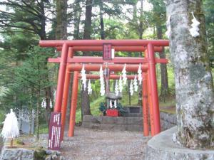 富士吉田口浅間神社・山神社16