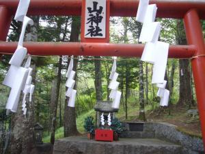 富士吉田口浅間神社・山神社18