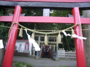 富士吉田口浅間神社・山神社19