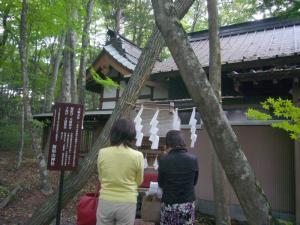 富士吉田口浅間神社・山神社20