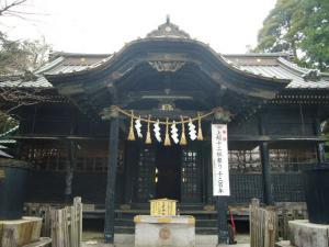 玉前神明神社1