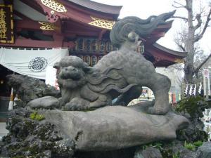 スサノオ神社・白山・湯島天神3