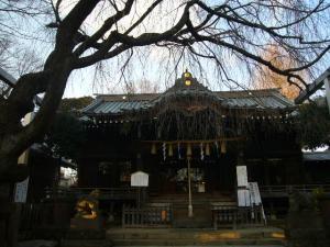 スサノオ神社・白山・湯島天神11