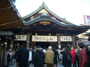 スサノオ神社・白山・湯島天神12