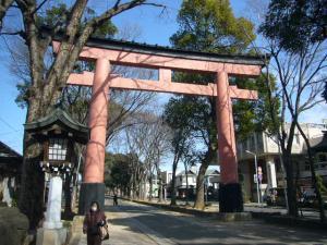 大宮氷川神社1