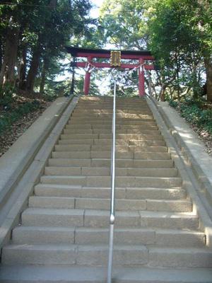 氷川女躰神社1